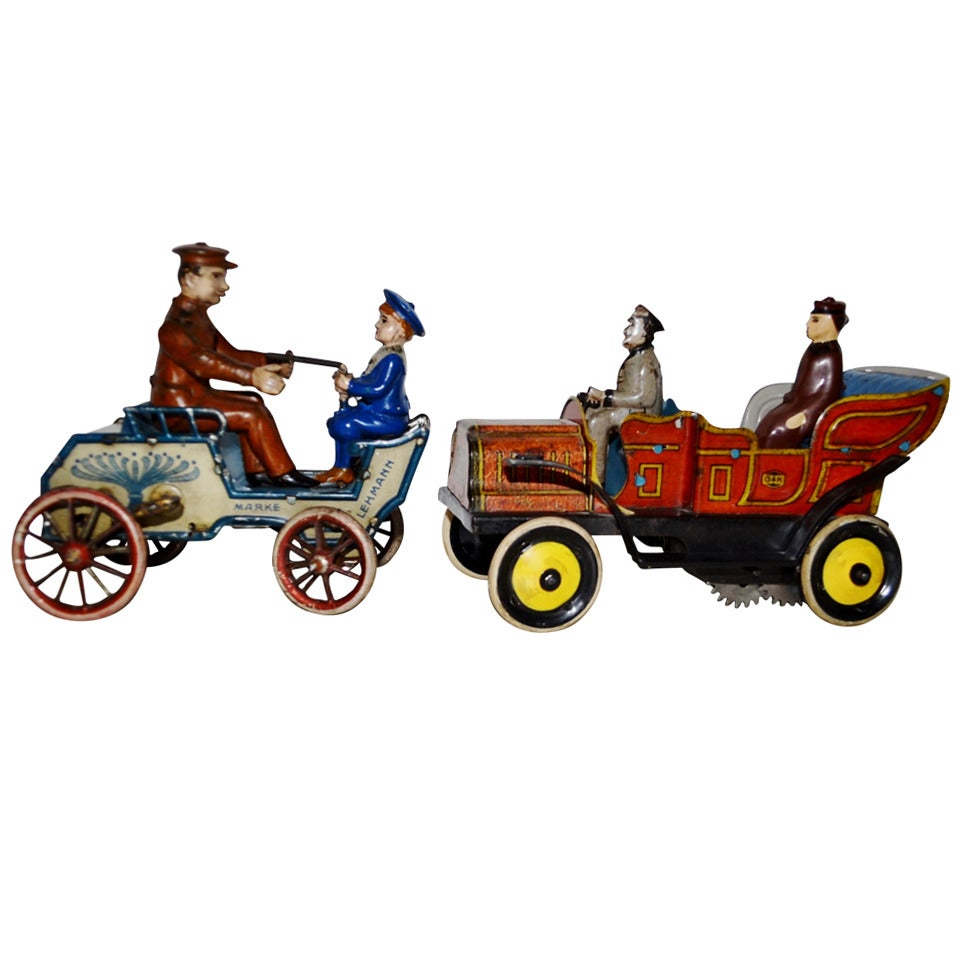 20th Century Toy Car
