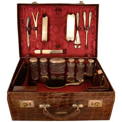 19th Century Necessaire Case