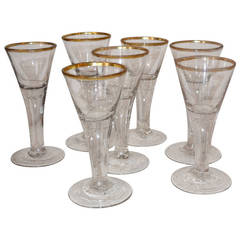 18th Century Baroque Glasses