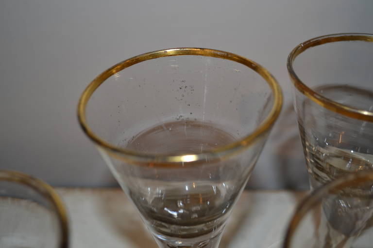18th Century Baroque Glasses For Sale 3