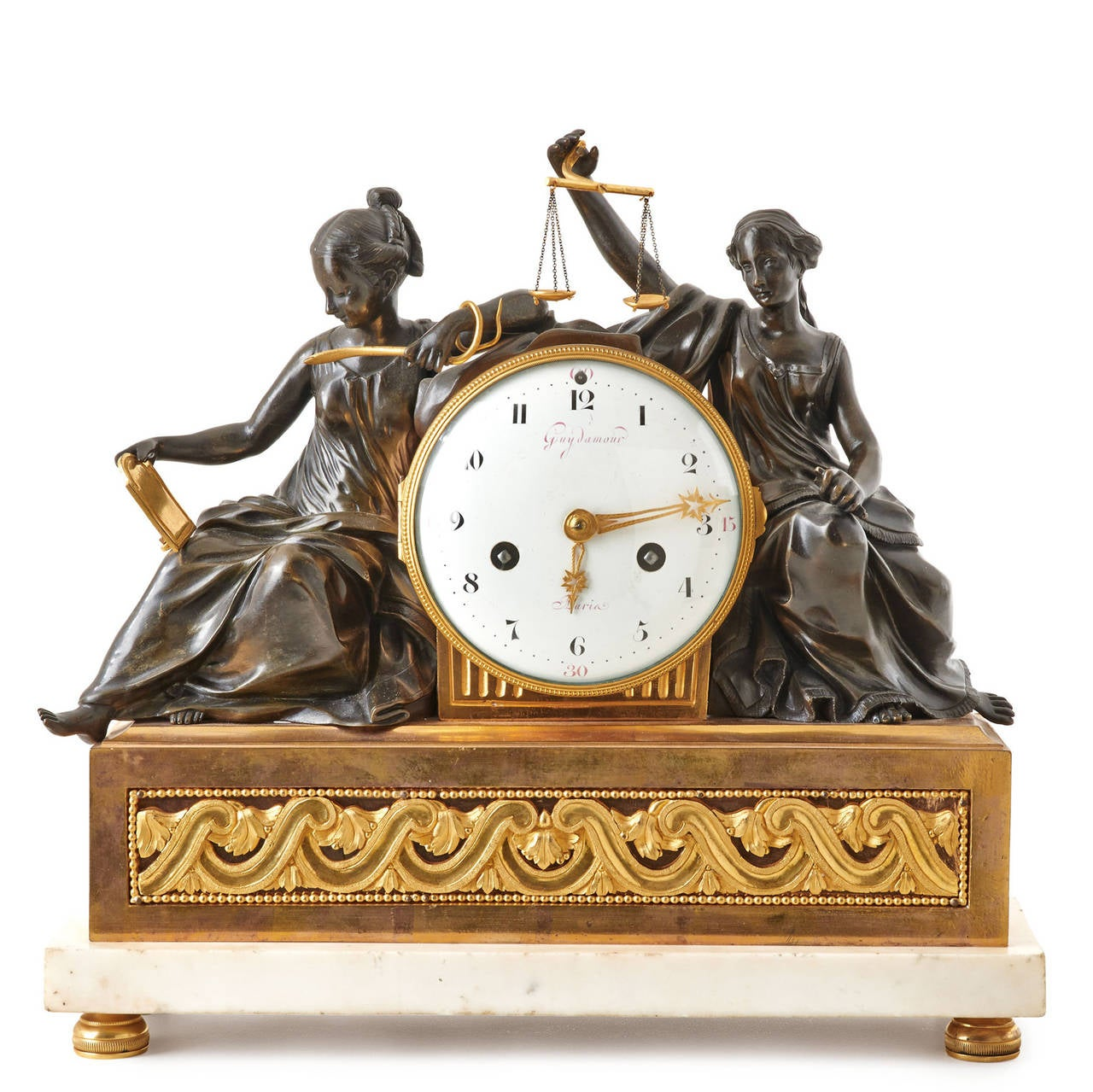 "dating french clocks When it comes to dating clocks there is only one hard and fast rule and that is, ""there are no hard and fast rules"" this is especially true for morbier clocks."