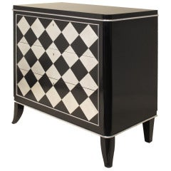 One Of A Kind Art Deco Chest Of Drawer