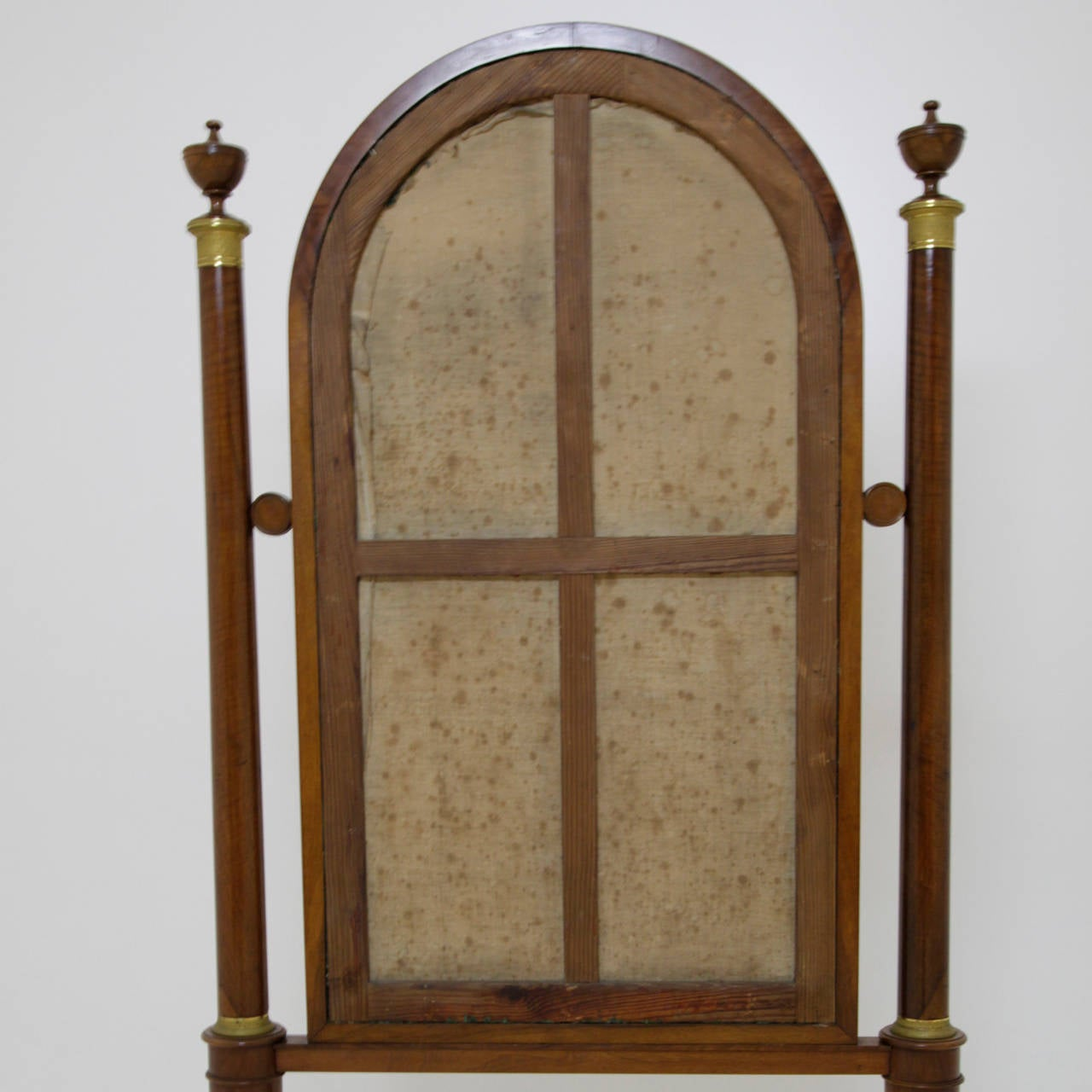 Exclusive French Biedermeier Fireplace Screen 1820s For Sale At 1stdibs