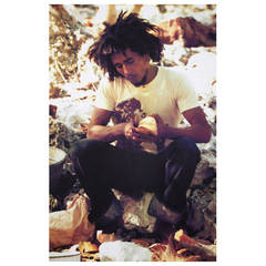 Bob Marley, Signed Prints Photographed by Lee Jaffe