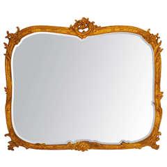 Beautiful South German Rococo Mirror