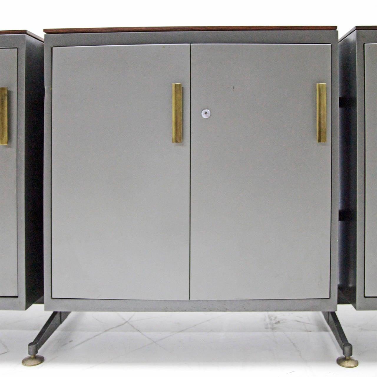 Sideboard Industrial Look ~ Industrial sideboard in the style of osvaldo borsani from