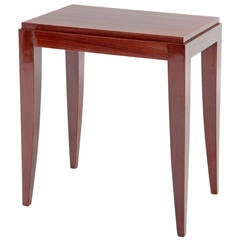 Very nice French Art Deco Side Table from the 1920s.