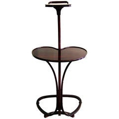 Thonet Art Nouveau Vienna Plant or Flower Stand Model Number 9642, circa 1905