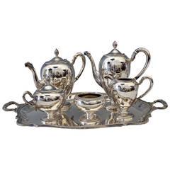 Camusso Peruvian Silver 925 Tea Set Platter