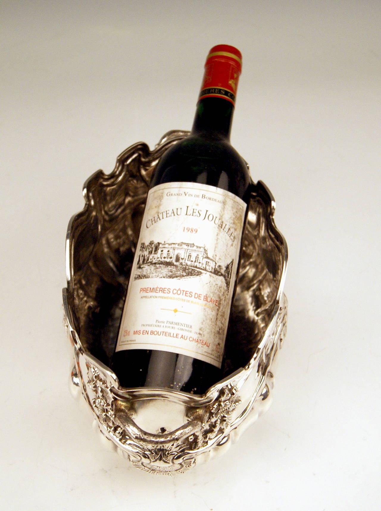 Wine Cooler Holder Wine Cooler Bottle Holder