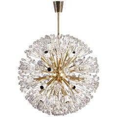"""Snowball"" Hanging Lamp Designed Emil Stejnar"