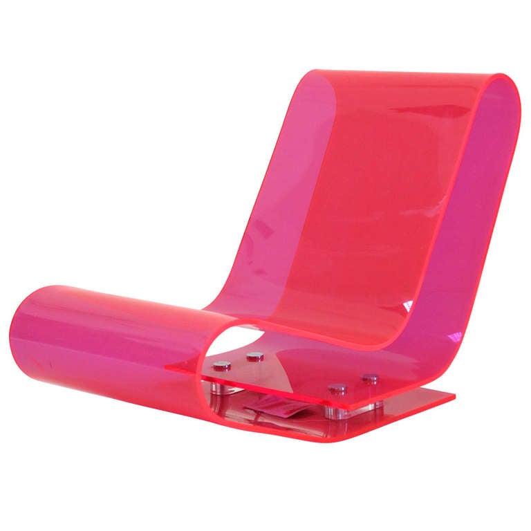Lcp chaise longue maarten van severen for kartell italien 1997 at 1stdibs - Chaise design italien ...