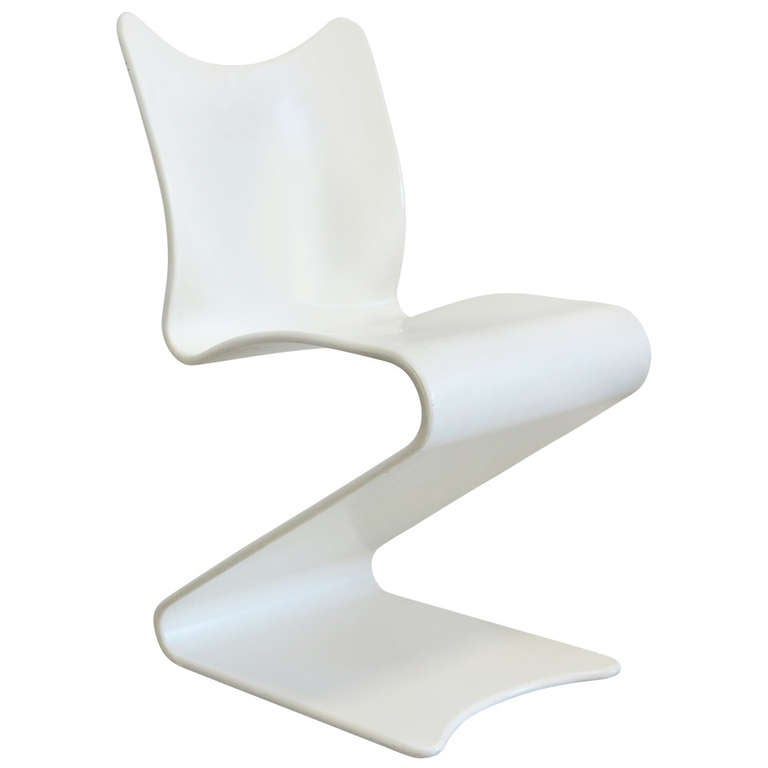 original verner panton s chair no 275 thonet 1965. Black Bedroom Furniture Sets. Home Design Ideas