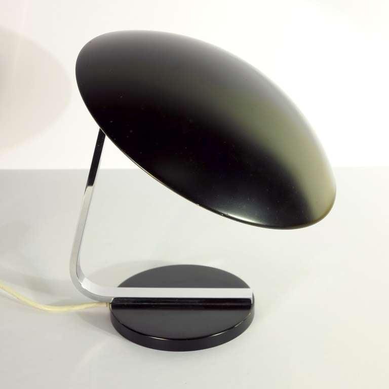 kaiser idell 6643 office desk lamp 1955 1959 at 1stdibs. Black Bedroom Furniture Sets. Home Design Ideas