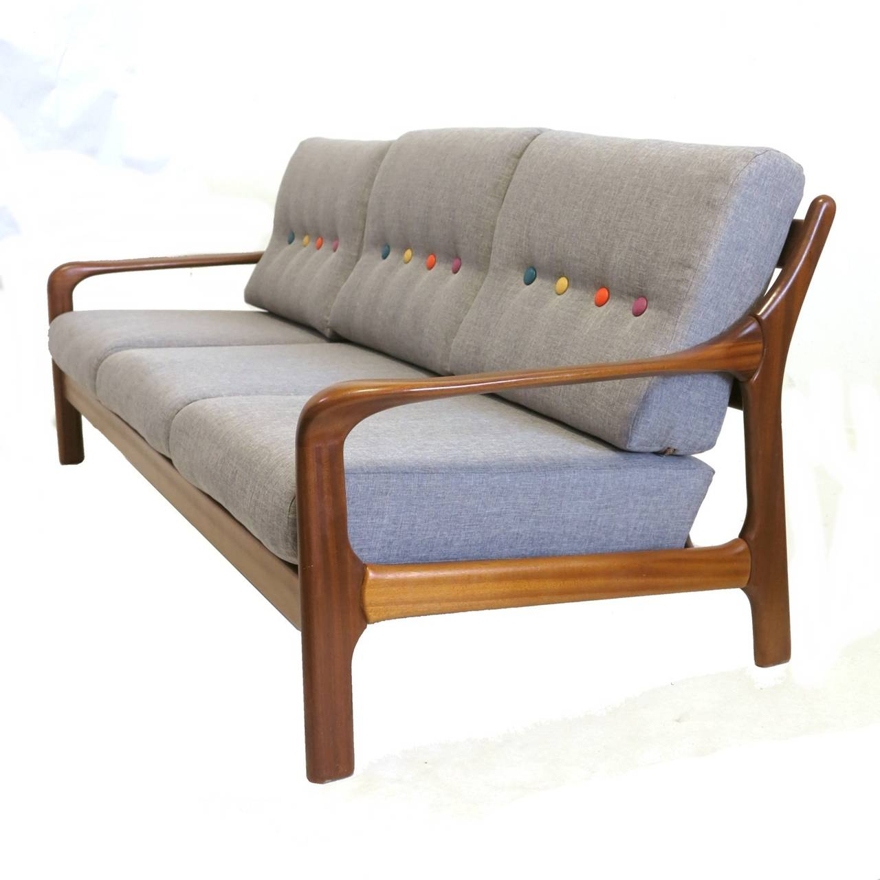 Sofa Or Daybed In The Scandinavian Style 1950 1960 At 1stdibs