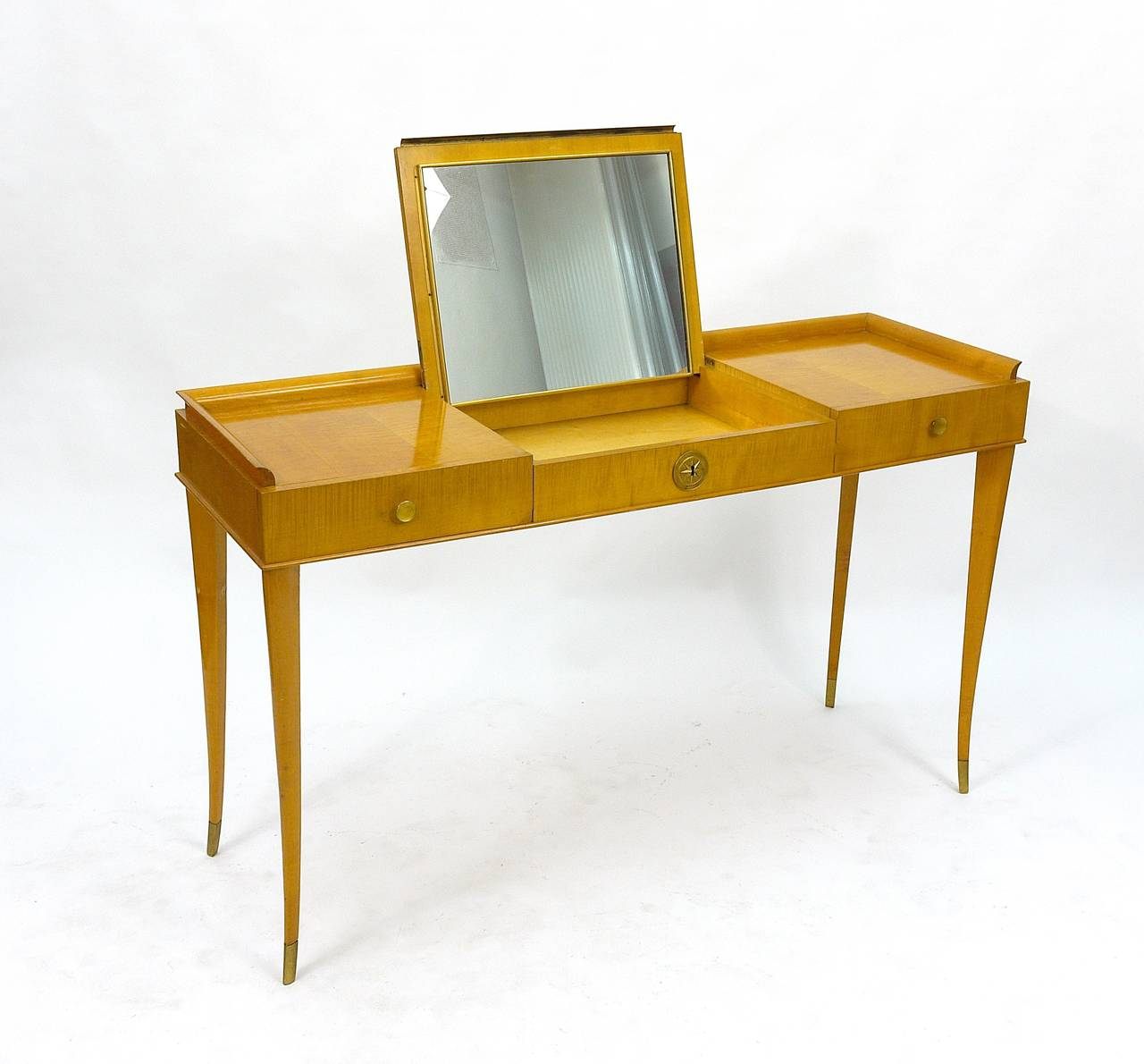 Gio Ponti Dressing Table Vanity Console Table Writing Desk 2