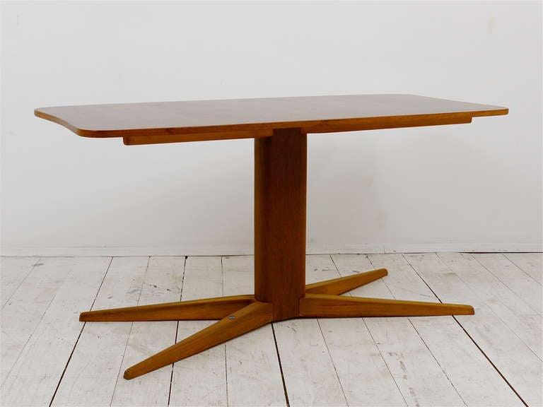 Mid-Century Modern A Charming Coffee Table by Oswald Haerdtl, Austria, 1950s For Sale