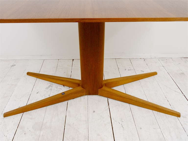 Austrian A Charming Coffee Table by Oswald Haerdtl, Austria, 1950s For Sale