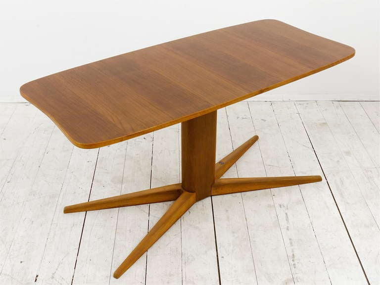20th Century A Charming Coffee Table by Oswald Haerdtl, Austria, 1950s For Sale