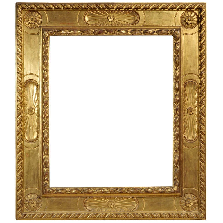 An Important Bolognese Cassetta Frame 16th 17th Century At