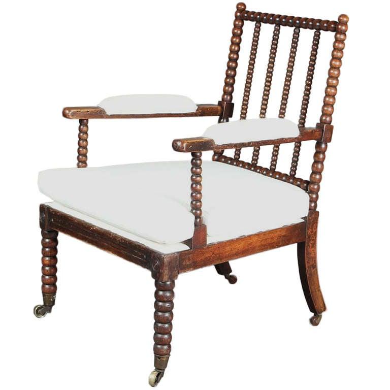 19th century bobbin chair at 1stdibs