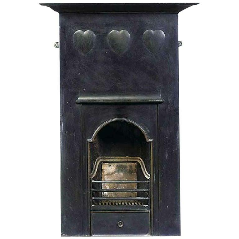 Cast Iron Fireplace At 1stdibs