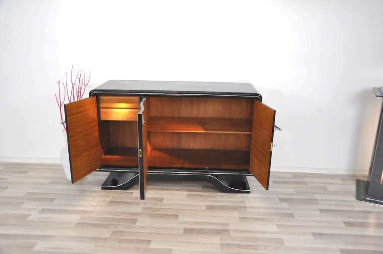 Art Deco Sideboard From London For Sale At 1stdibs
