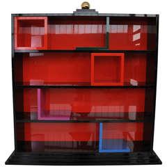 Design Bookshelf by Margarethe Schreinemakers, Limited
