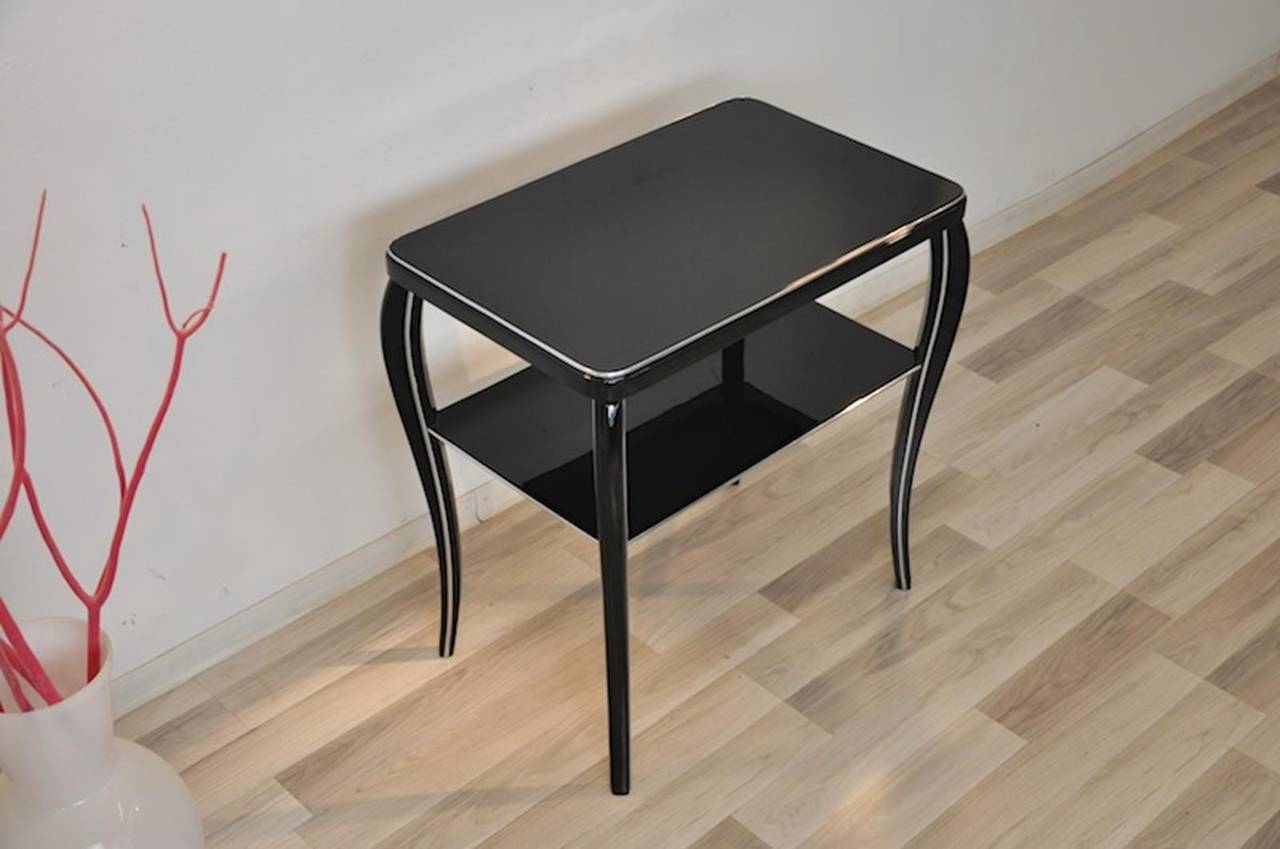 French art deco side table for sale at 1stdibs - Deco table paris ...