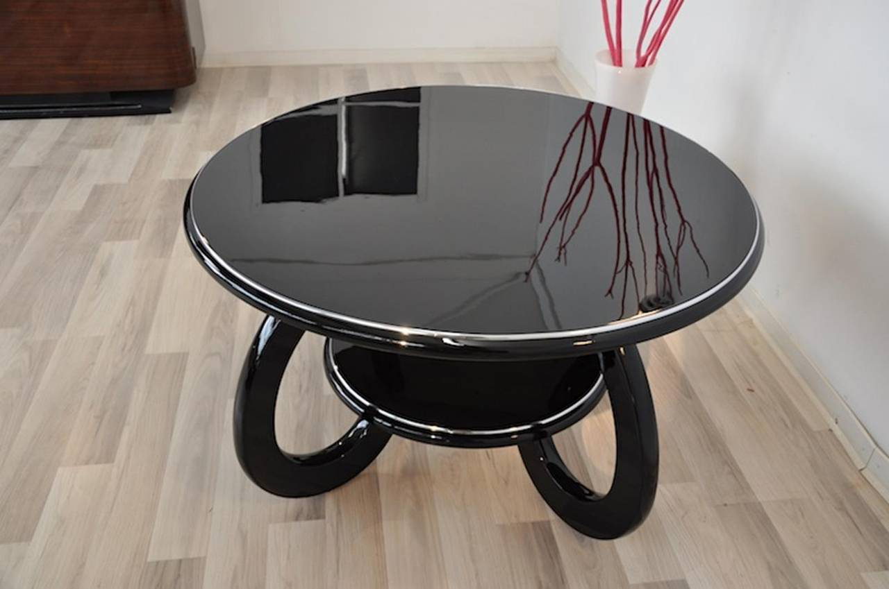 Unique Art Deco Coffee Table For Sale At 1stdibs