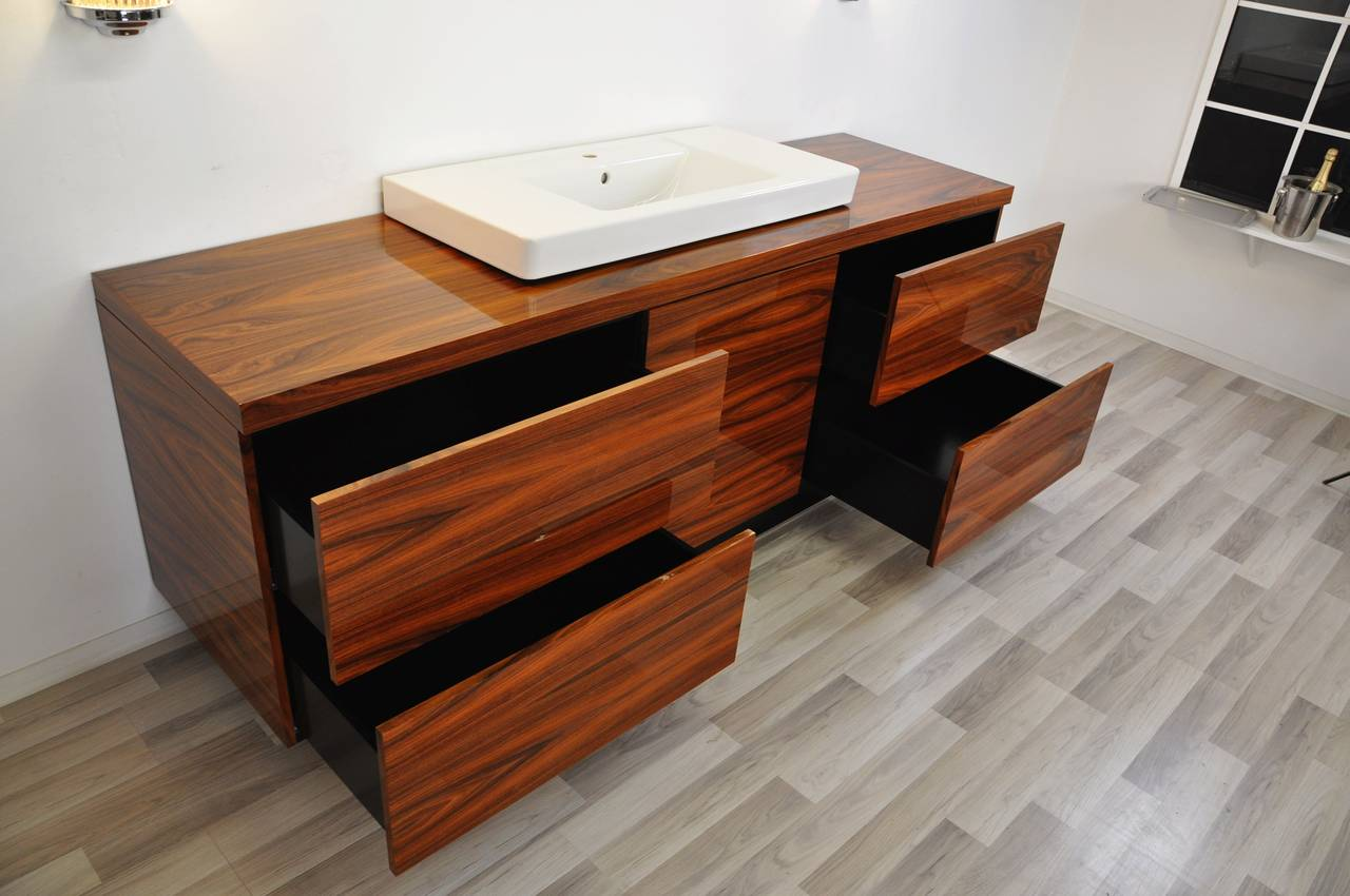Brilliant Art Deco Bathrooms Are Stylish And Beautiful Intricate Tile Work, Curved Furniture And Exquisite Sanitaryware Can Make For A Truly Elegant Bathroom Design To Create Art Deco Bathroom Choose The Color Scheme And Draw A Floor Plan To