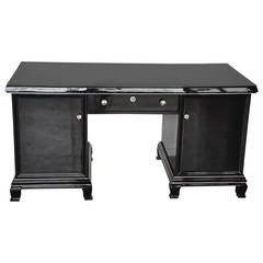 Klassischer Art Deco Schreibtisch