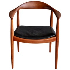 "Hans Wegner ""The Chair"" for Johannes Hansen for Ken"