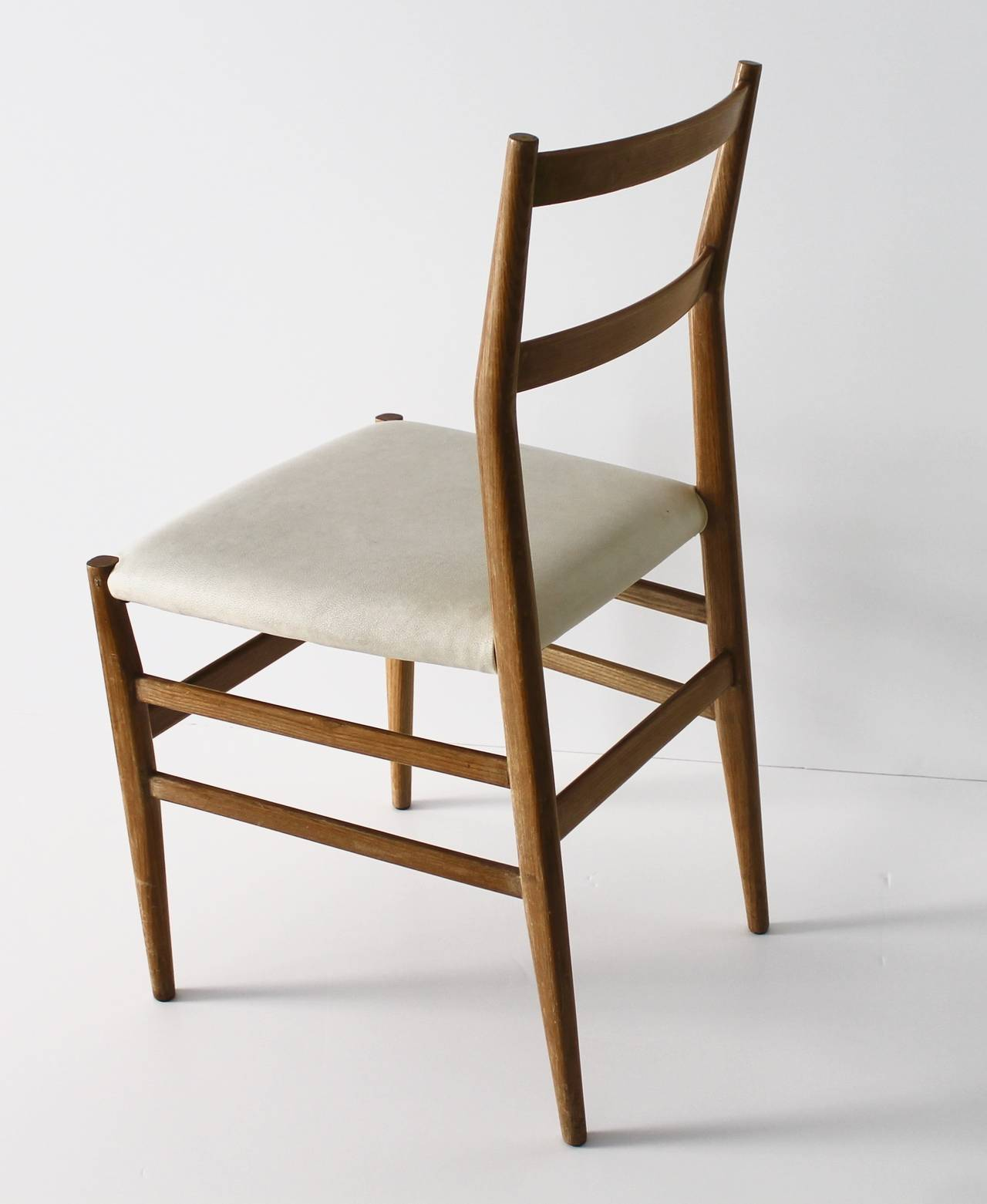 Model 656 Leggera Chair by Gio Ponti For Sale at 1stdibs