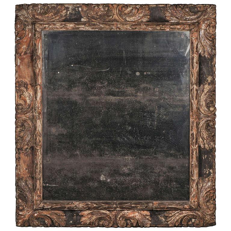Spanish baroque mirror at 1stdibs for Spanish baroque furniture