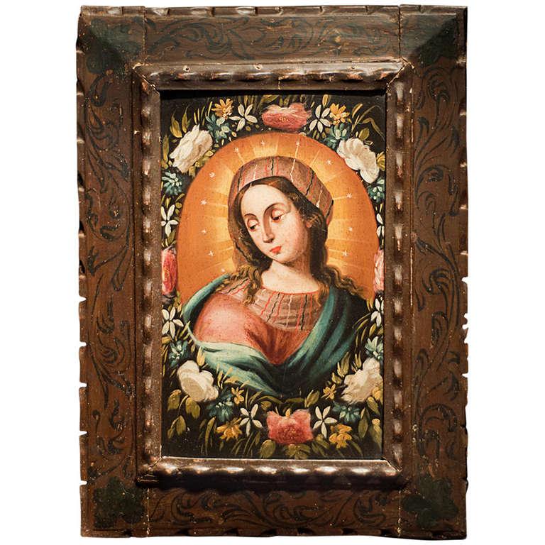 Virgen Hispano