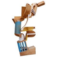 """Radical Abstract"" Sculpture by Katsuhisha Sakai"