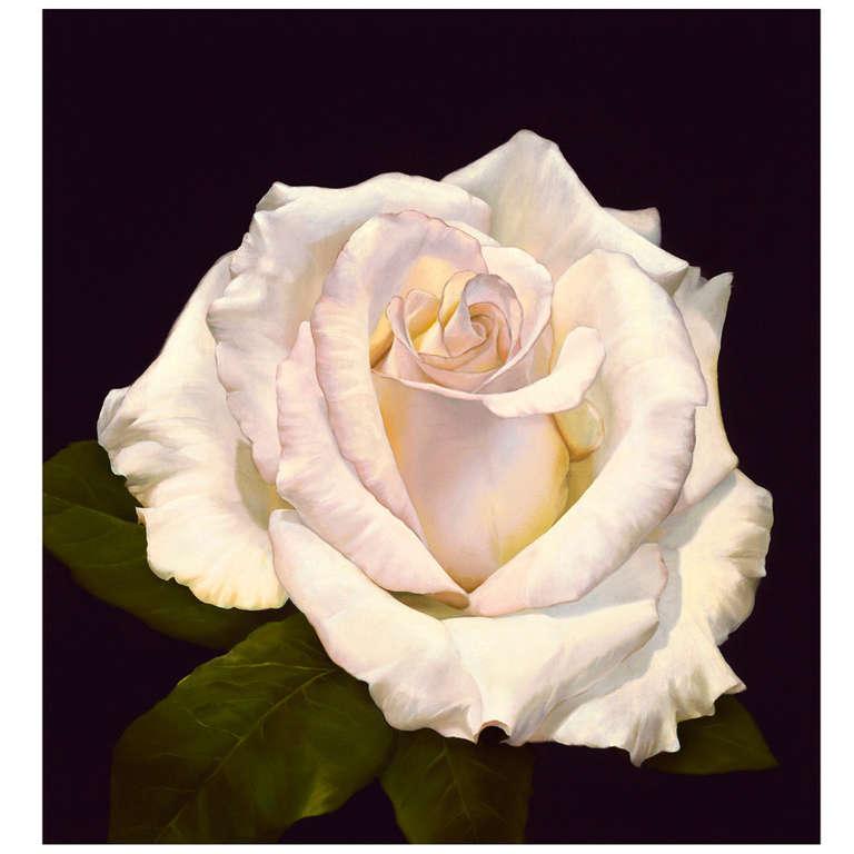 """""""Beautiful Three,"""" Floral Painting by Deborah Bigeleisen 1"""