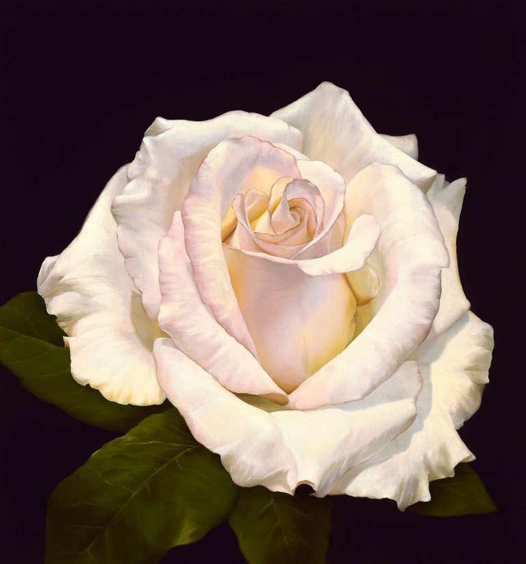 """""""Beautiful Three,"""" Floral Painting by Deborah Bigeleisen 2"""
