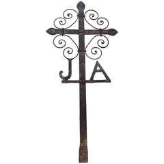 19th Century Bavarian Cross