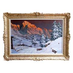 """""""Tyrolean Glow"""" by Alois Arnegger"""