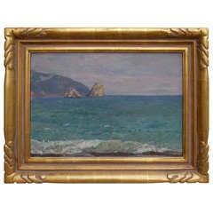 """Crimean Coast"" by Nikolai Timkov"