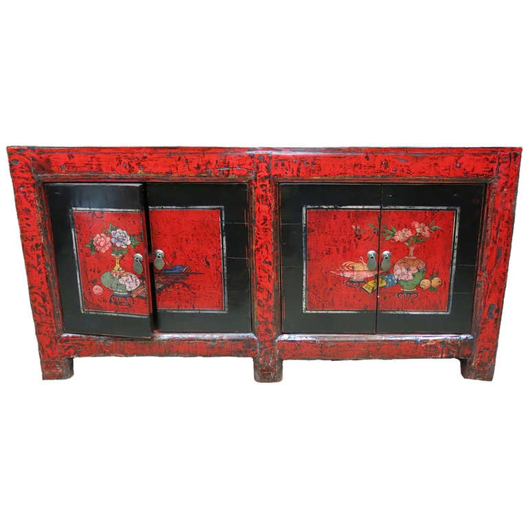 Antique chinese sideboard at 1stdibs for Chinese antique furniture singapore
