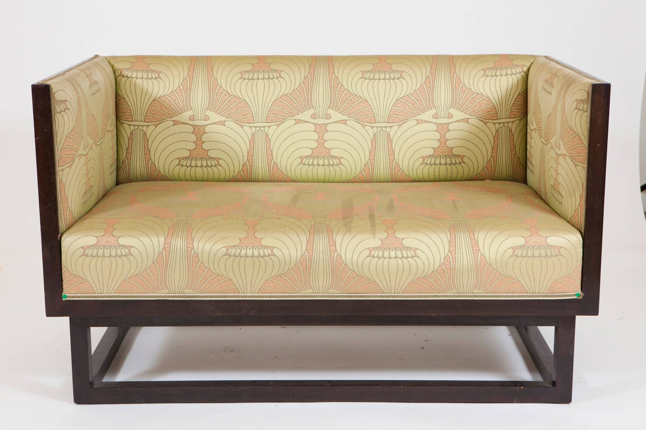 Art Deco Settee And Bergere For Sale At 1stdibs