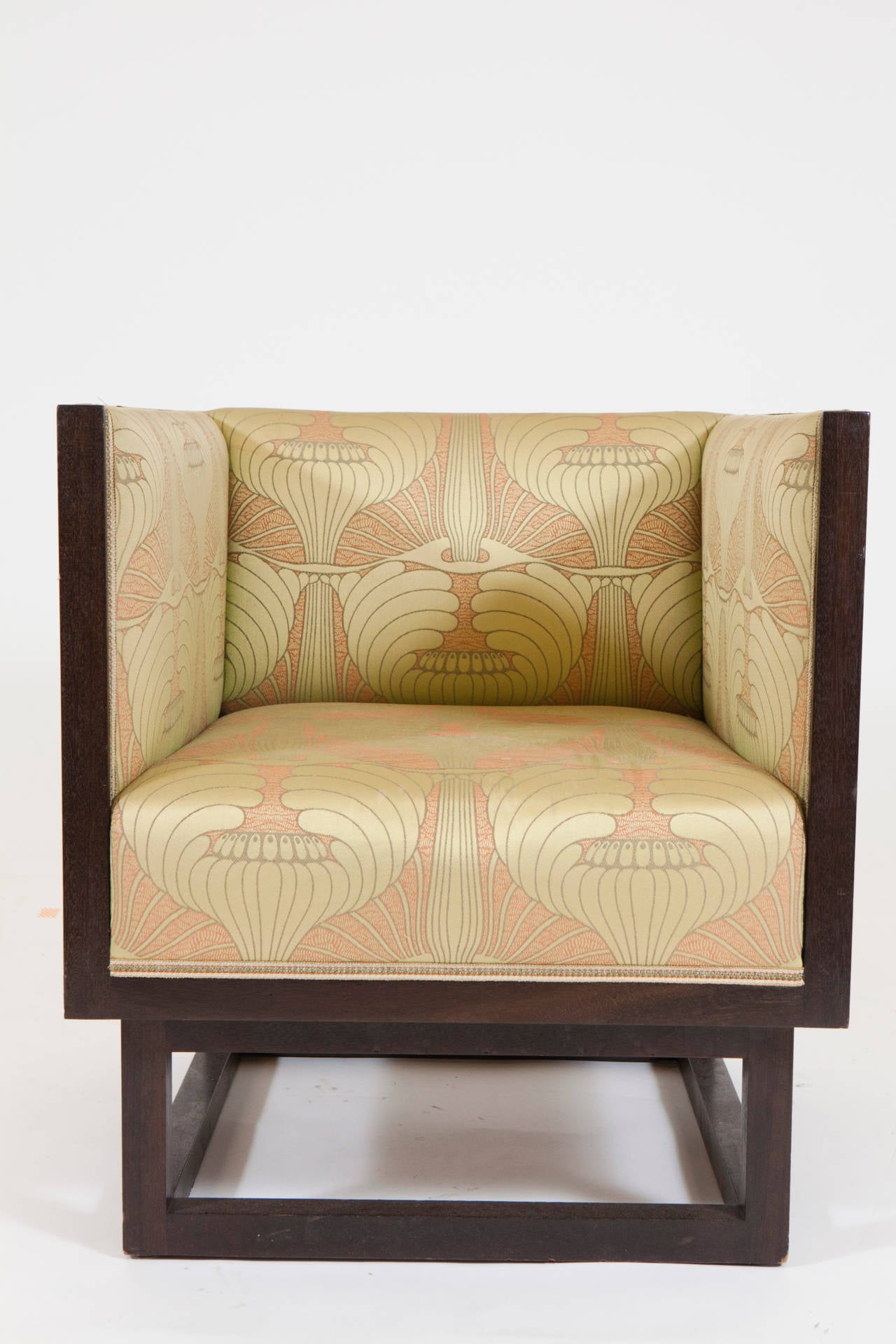 Art Deco Settee and Bergere  For Sale 3
