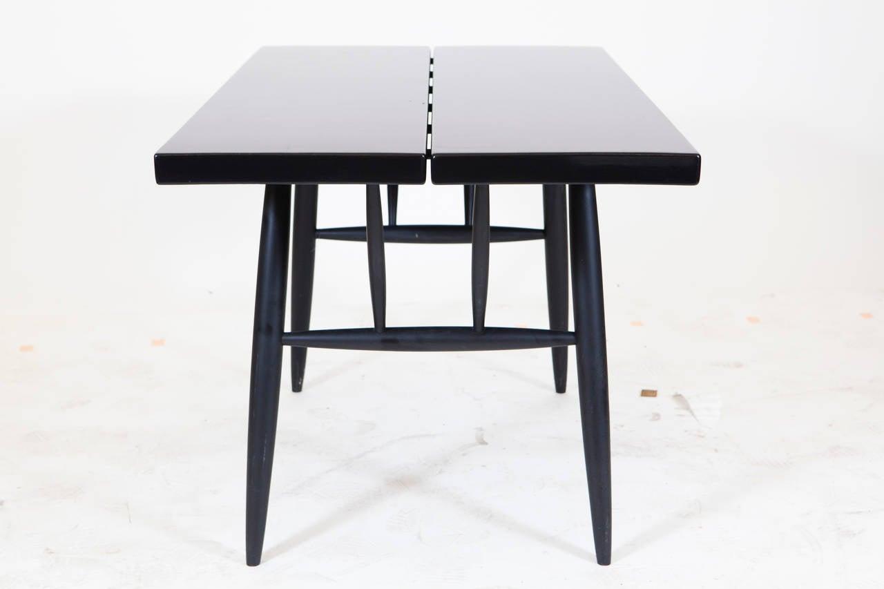 Belgian Pirkka Table and Chairs by Ilmari Taplovaara For Sale