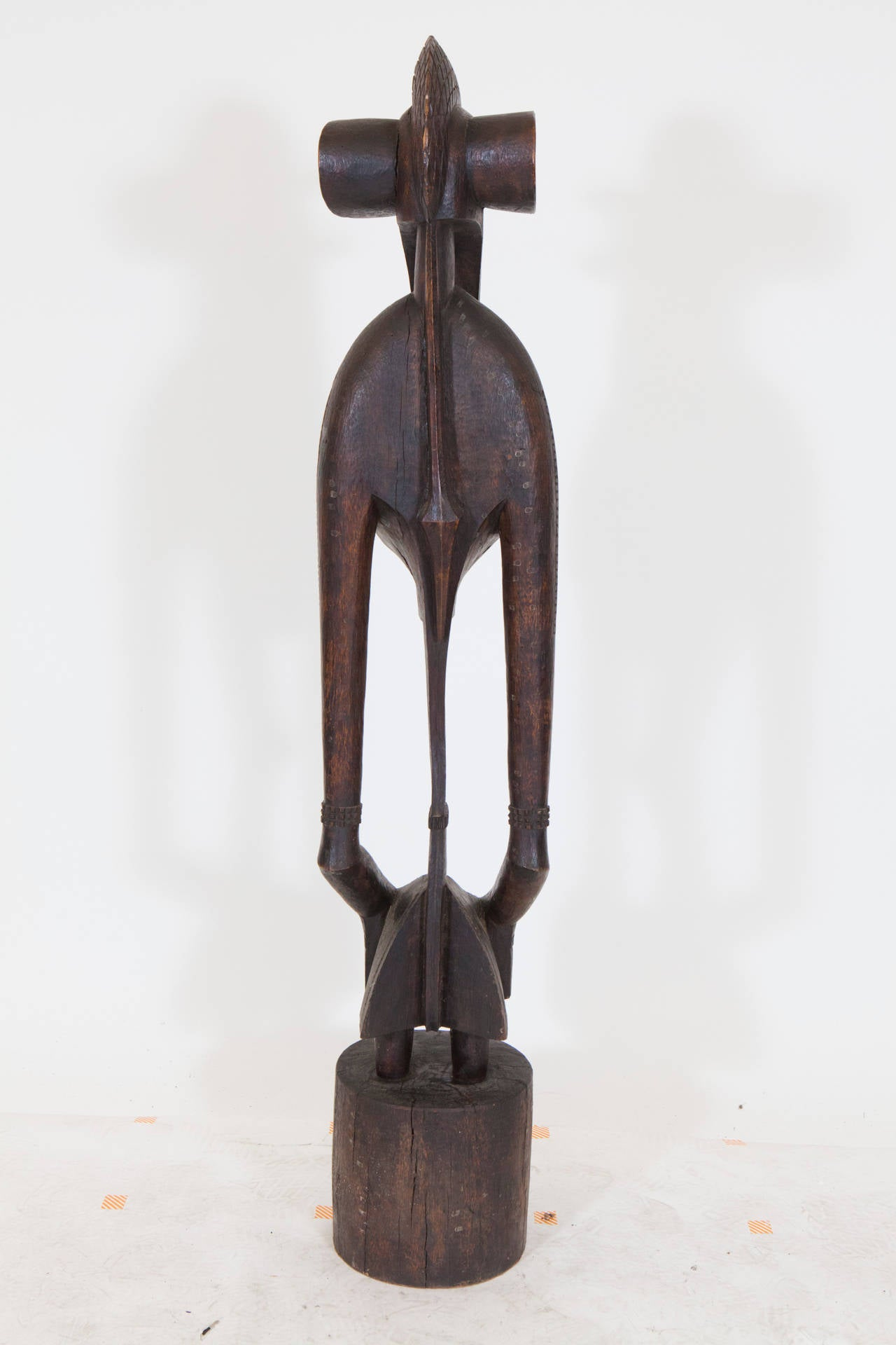 African wood sculpture for sale at stdibs