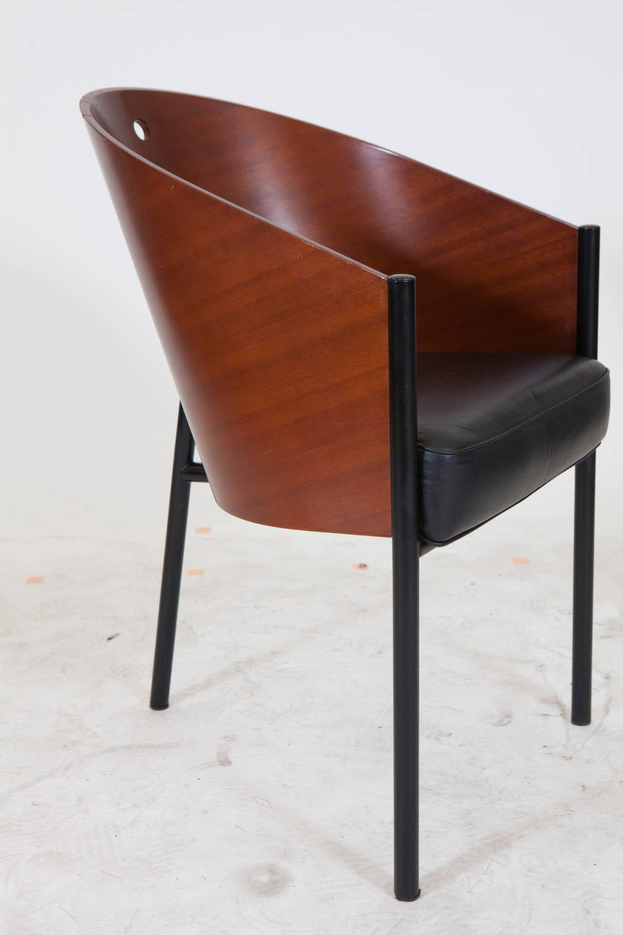 Set of six philippe starck costes chairs at 1stdibs - Chaises philippe starck ...