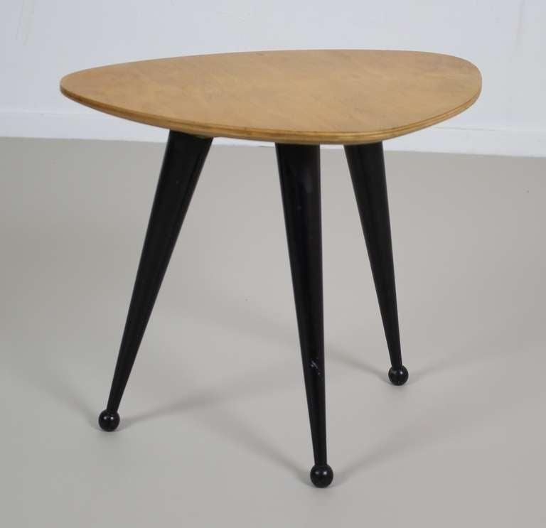 Cees Braakman Wall Dressing Table With Stool For Ums