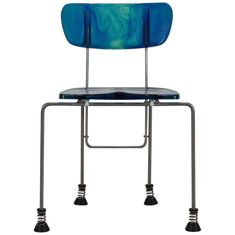 Famous broadway chair by gaetano pesce for bernini italy for Famous chairs